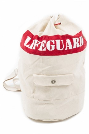 Lifeguard Duffle Bag