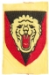Badge Opstikbaar / Lion